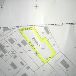 Vente Terrain Gourdon 400 m²