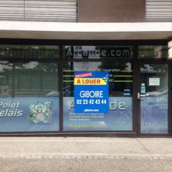 Location Bureau Rennes 40,4 m²