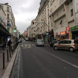 Location Local commercial Paris 20ème 139 m²