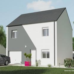 Maison  6 pièces + Terrain  187 m² Breuillet