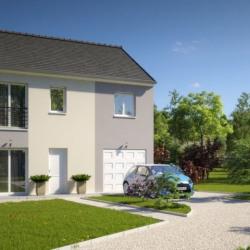 Maison  4 pièces + Terrain  3000 m² Épagne-Épagnette