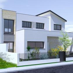 Modèle de maison  à partir de 6 pièces