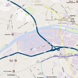 Location Local d'activités Gennevilliers 495 m²