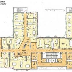 Location Bureau Le Mans 852 m²