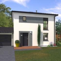 Maison  5 pièces + Terrain  310 m² Lucenay