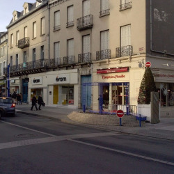 Location Local commercial Montluçon (03100)