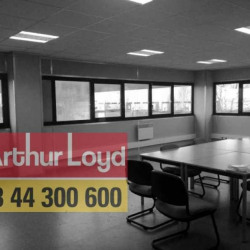 Location Bureau Warluis 170 m²