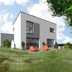 Maison  6 pièces + Terrain  700 m² Roussy-le-Village