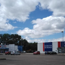 Location Local commercial Quetigny 1000 m²