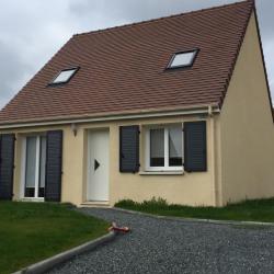 Maison   pièces + Terrain   m² Lieurey