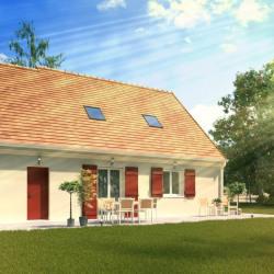 Maison  5 pièces + Terrain   m² Rubelles