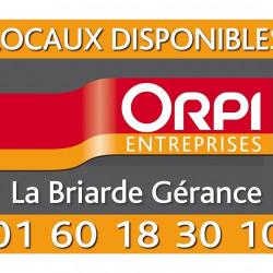 Location Entrepôt Chaumes-en-Brie 500 m²