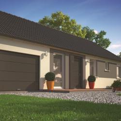 Maison  4 pièces + Terrain  800 m² Merlieux-et-Fouquerolles