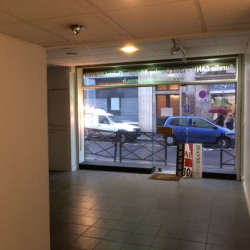 Location Local commercial Rouen 33,38 m²