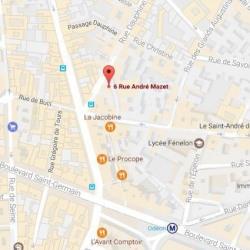 Cession de bail Local commercial Paris 6ème 21,5 m²