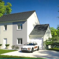 Maison   pièces + Terrain   m² Moissy-Cramayel