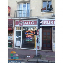 Location Local commercial Caen 24,04 m²
