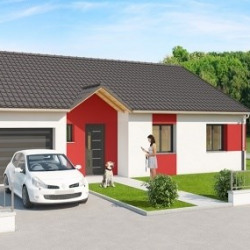 Maison  5 pièces + Terrain  400 m² Villers-la-Montagne