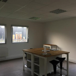Location Bureau Yvetot 106 m²