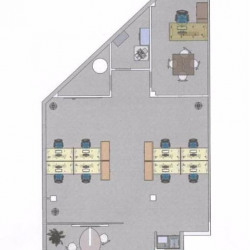 Vente Bureau Colomiers 128 m²