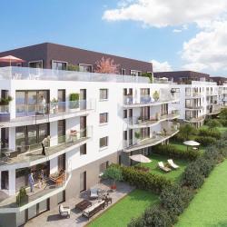 photo appartement neuf Evian-les-Bains