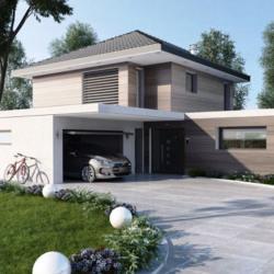 Maison  5 pièces + Terrain  1272 m² Thyez