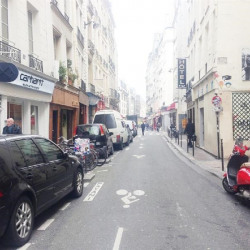 Cession de bail Local commercial Paris 1er 68 m²