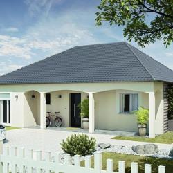 Maison  3 pièces + Terrain  557 m² Sombernon