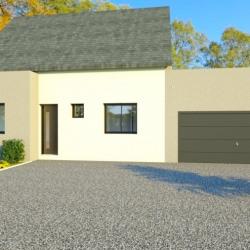 Maison  5 pièces + Terrain  402 m² Sainte-Jamme-sur-Sarthe