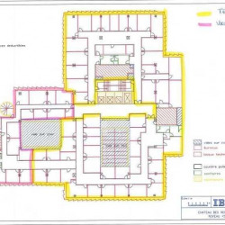 Location Bureau Paris 13ème 2121,7 m²
