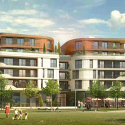 Location Bureau Bois-Colombes 145 m²