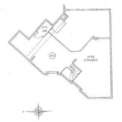 Location Bureau La Garenne-Colombes 176 m²