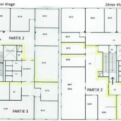 Location Bureau Vélizy-Villacoublay 110 m²