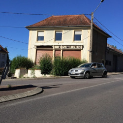 Vente Local commercial Metz 130 m²