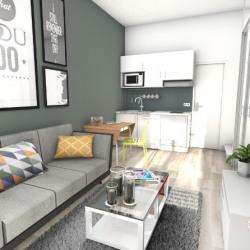 photo appartement neuf Villeurbanne