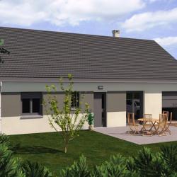 Maison  3 pièces + Terrain  414 m² Assérac