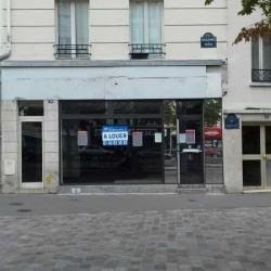 Location Local commercial Paris 12ème 72 m²