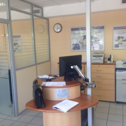 Location Local commercial Bagneux 88 m²