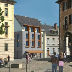 Location Local commercial Chambéry 123 m²