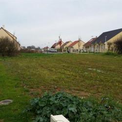 Terrain  de 1250 m²  Moult  (14370)