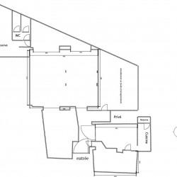 Location Bureau Paris 18ème 310 m²