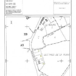Vente Terrain Saint-Martin-de-Lamps 1538 m²