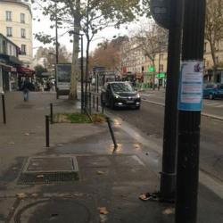 Cession de bail Local commercial Paris 19ème 65 m²