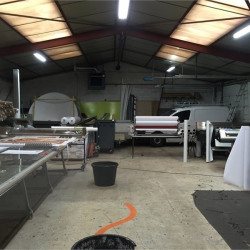 Vente Entrepôt Troyes 610 m²