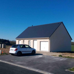 Maison  4 pièces + Terrain  832 m² Joué-du-Bois
