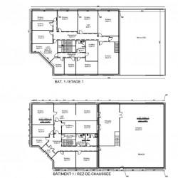 Vente Local d'activités Villebon-sur-Yvette 980 m²