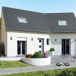Maison  4 pièces + Terrain  605 m² Villemandeur