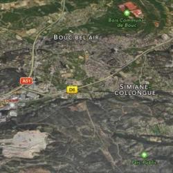 Location Entrepôt Bouc-Bel-Air 1400 m²