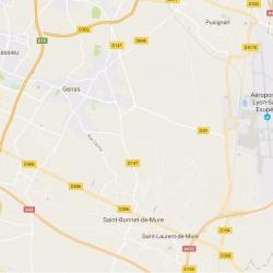 Vente Local d'activités Genas 680 m²