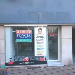 Location Local commercial Saint-Avold 34,1 m²
